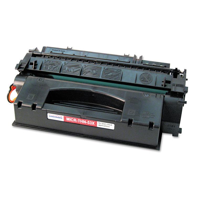 MICRO MICR BRAND NEW MICR Q7553X TONER CARTRIDGE FOR USE IN HP TROY LASERJET P20