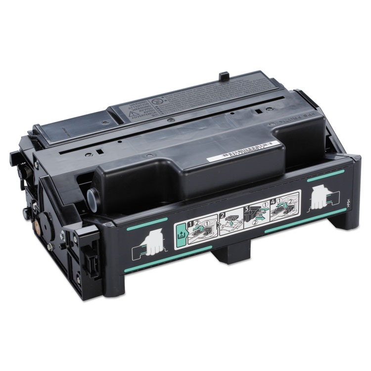 SP 4100NL - Black - original - toner cartridge - for Gestetner SP 4100 Nashuatec SP 4100 NRG SP 4100 Rex Rotary SP 4100 Ricoh SP 4100
