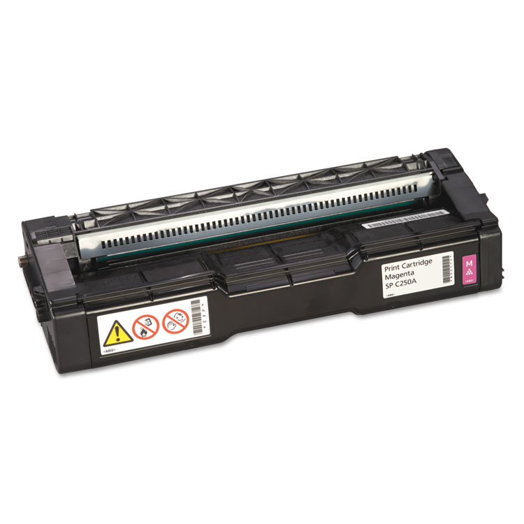 Magenta - original - toner cartridge - for Ricoh SP C250DN SP C250SF SP C261DNw SP C261SFNw