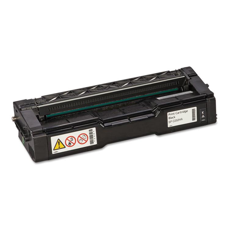 Black - original - toner cartridge - for Ricoh SP C252DN SP C252SF SP C262DNw SP C262SFNw