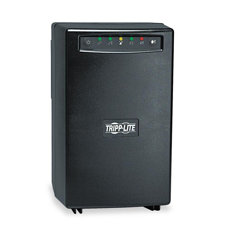 UPS Smart 750VA 450W Tower AVR 120V USB for Servers - UPS - AC 120 V - 450 Watt - 750 VA - USB - output connectors: 6
