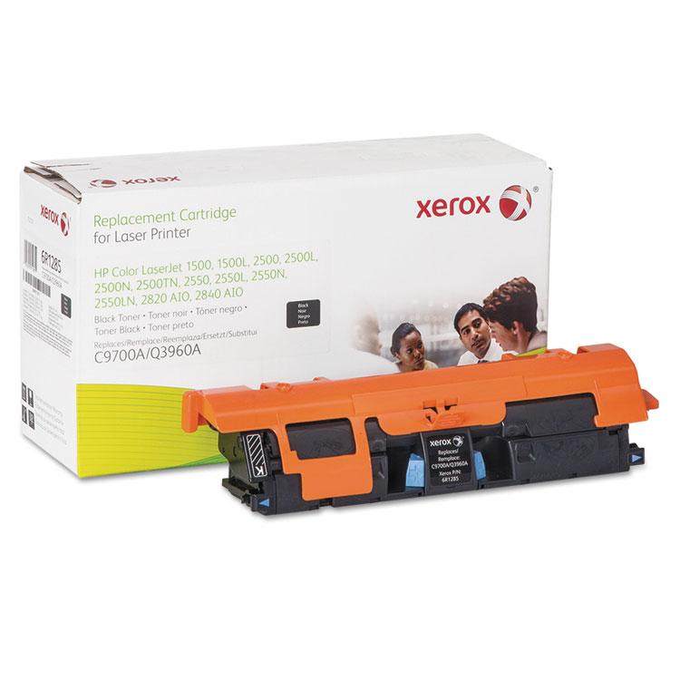 HP Colour LaserJet 2550 - Black - toner cartridge (alternative for: HP C9700A HP Q3960A) - for HP Color LaserJet 1500 2500 2550 2820 2840