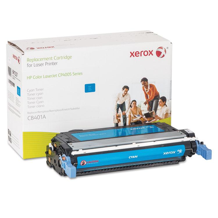 HP Colour LaserJet CP4005 - Cyan - toner cartridge (alternative for: HP CB401A) - for HP Color LaserJet CP4005dn CP4005n
