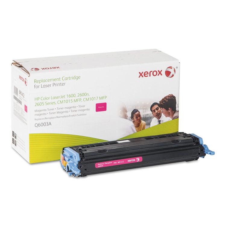 HP Color LaserJet CM1015/1017 MFP - Yellow - toner cartridge (alternative for: HP Q6002A) - for HP Color LaserJet 1600 2600n 2605 2605dn 2605dtn CM1015 MFP CM1017 MFP