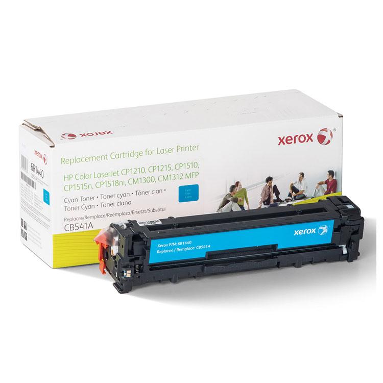 HP Color LaserJetCP1518N - Cyan - toner cartridge (alternative for: HP CB541A) - for HP Color LaserJet CM1312 MFP CM1312nfi MFP CP1215 CP1515n CP1518ni