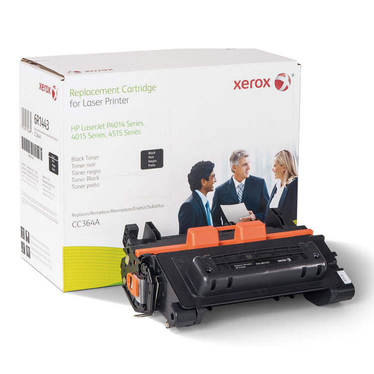 Toner Cartridge for LJ P4014 P4015 P4515 (Alternative for HP CC364A 64A) (11700 Yield)