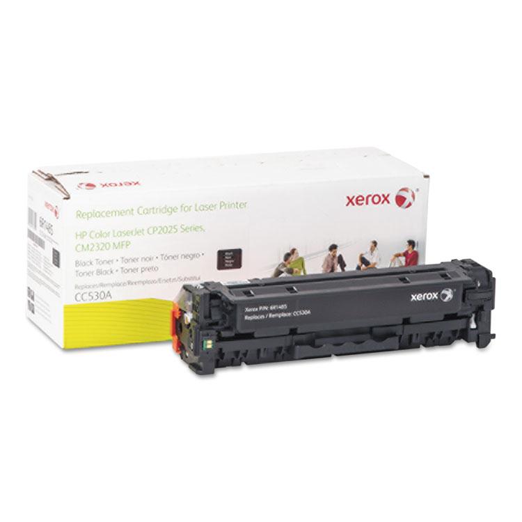 Black - toner cartridge (alternative for: HP CC530A) - for HP Color LaserJet CM2320fxi, CM2320n, CM2320nf, CP2025, CP2025dn, CP2025n, CP2025x