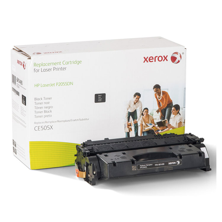 Black - toner cartridge (alternative for: HP 05X) - for HP LaserJet P2055 P2055d P2055dn P2055x