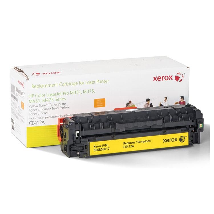 HP Colour LaserJet M475 MFP - Yellow - toner cartridge (alternative for: HP CE412A) - for LaserJet Pro 300 color M351a 300 color MFP M375nw 400 color M451 400 color MFP M475