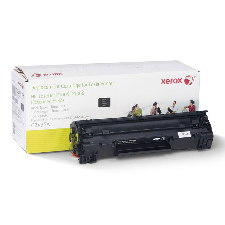 HP LaserJet M1005 MFP - Extended Yield - black - toner cartridge (alternative for: HP CB435A) - for HP LaserJet P1005 P1006