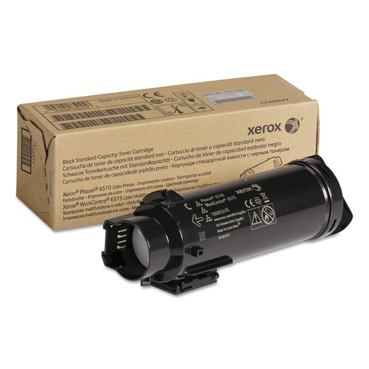 WorkCentre 6515 - Black - original - toner cartridge - for Phaser 6510 WorkCentre 6515