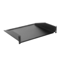 Mounting Shelf for Flat Panel Display Modem Router - 55.12 lb Load Capacity