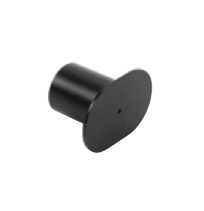 Fiber Take-up Spool - 2.5 inch D - Cable Spool