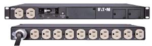 Enclosure Power Distribution Unit Basic - Power distribution unit (rack-mountable) - input: NEMA 5-15 - output connectors: 12 (NEMA 5-15) - 1U - North America