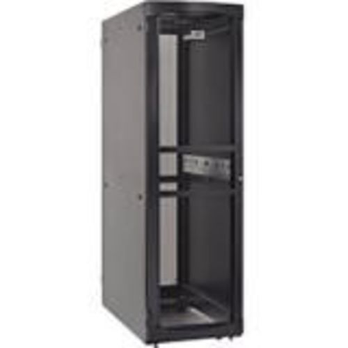 RS Enclosure Server - Rack - cabinet - black - 48U