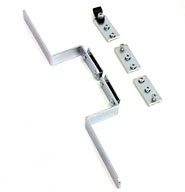 POWER STRIP MOUNTING KIT AND CORD WRAP.MOUNT A STANDARD POWER STRIP TO