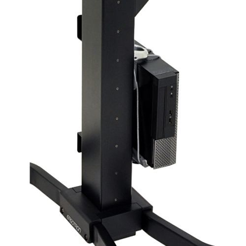 WorkFit-PD CPU Holder Kit - Mounting component (CPU holder) for personal computer - steel