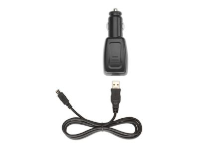Automobile adapter - For iPAQ rw6800 series - 5W adapter removable mini-Type A USB plug