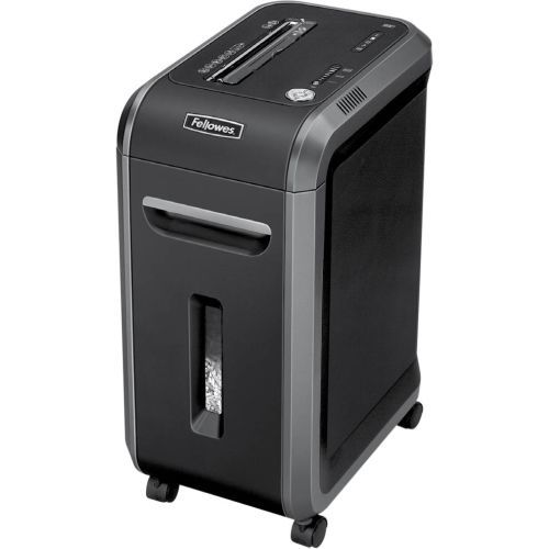 Powershred 99CI Cross-Cut Shredder - Shreds 18 sheets of paper per pass into 397 (5/32 x 1-1/2 Security Level P-4) cross-cut particles for enhanced security