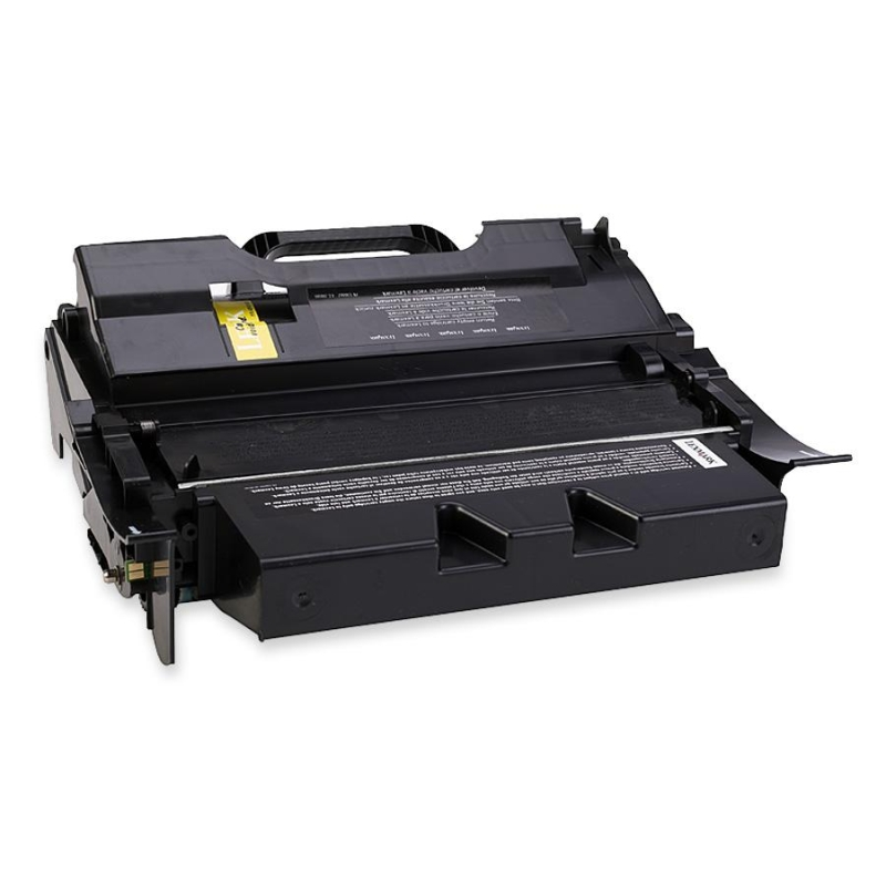 High Yield Print Cartridge for Label Applications - High Yield - black - original - toner cartridge for label applications LRP - for T640 642 644