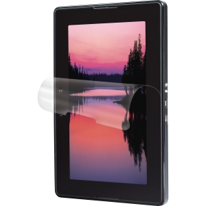 Tablet PC screen protector - crystal clear - for BlackBerry PlayBook