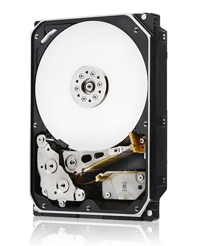 ULTRASTAR HE10 3.5 inch 10TB SAS 12Gb/s 256MB 7200RPM 512e SE Bare