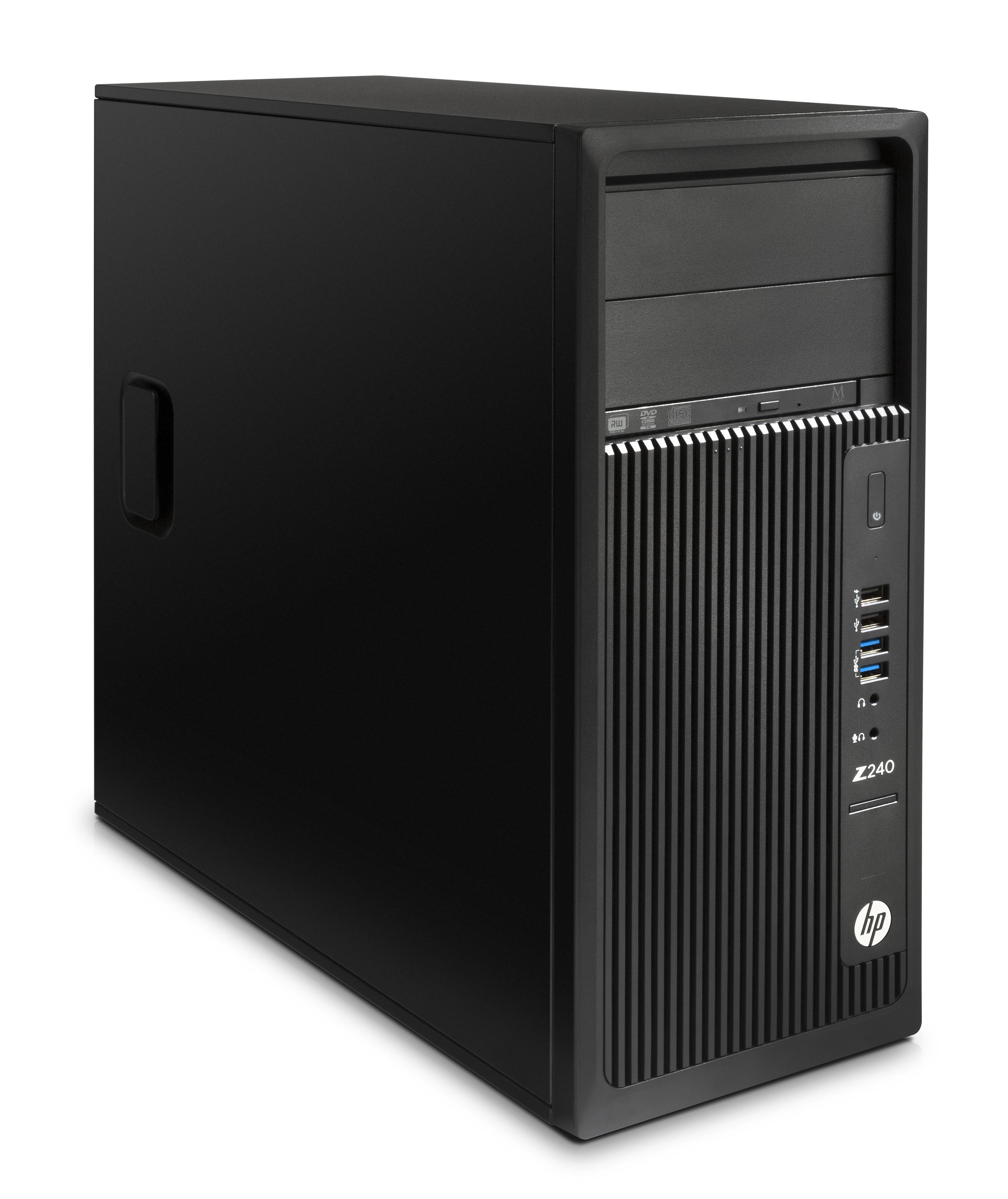 CTO Z240T WKSTN 3.4G 16GB 4TB W10P 64BIT