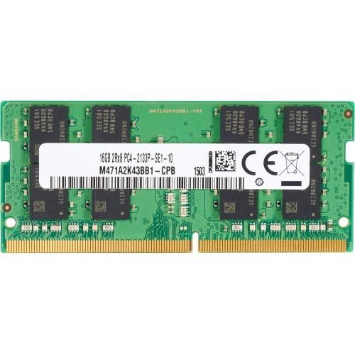 DDR4 - 4 GB - SO-DIMM 260-pin - 2666 MHz / PC4-21300 - 1.2 V - unbuffered - non-ECC - for Elite Slice G2 EliteDesk 800 G5 EliteOne 800 G5 ProDesk 405 G4 ProOne 440 G5 600 G5