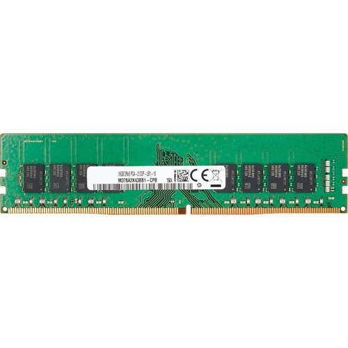 DDR4 - 8 GB - DIMM 288-pin - 2666 MHz / PC4-21300 - 1.2 V - unbuffered - ECC - AMO - for Workstation Z2 G4
