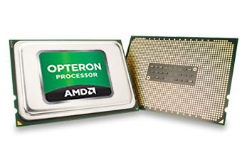 AMD Opteron processor - 2.4GHz 95 watt Thermal Design Power (TDP)