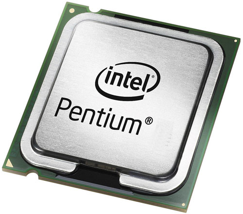 Intel Pentium Dual Core processor E6800 - 3.33GHz (Conroe 1066MHz front side bus 2MB sharing Level-2 cache 65W Thermal Power)