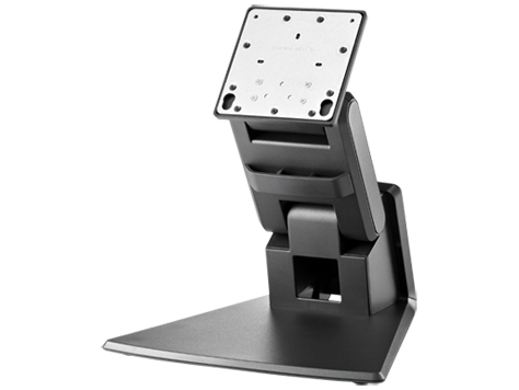 height-adjustable desk stand - For HP 17-inch Touch monitor