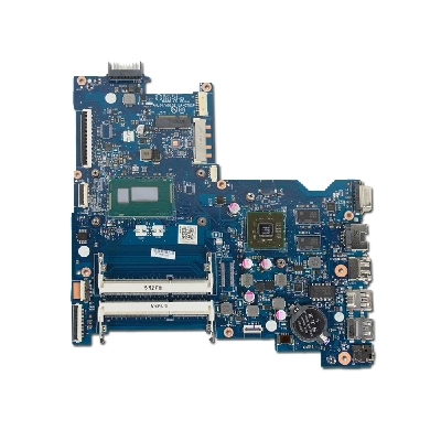 System board (motherboard) - Includes an Intel Core i3-5005U dual-core processor (Broadwell-U 2.0GHz 3MB Level-3 cache 15W TDP) UMA graphics memory GLAN and replacement thermal material - For use in models with a non-Windows operating system