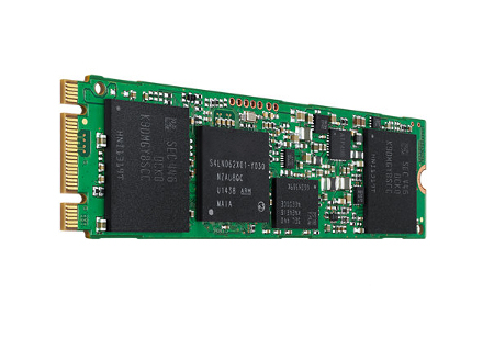 180GB solid-state drive (SSD) - M.2 SATA-3 interface 2.5-inch form factor
