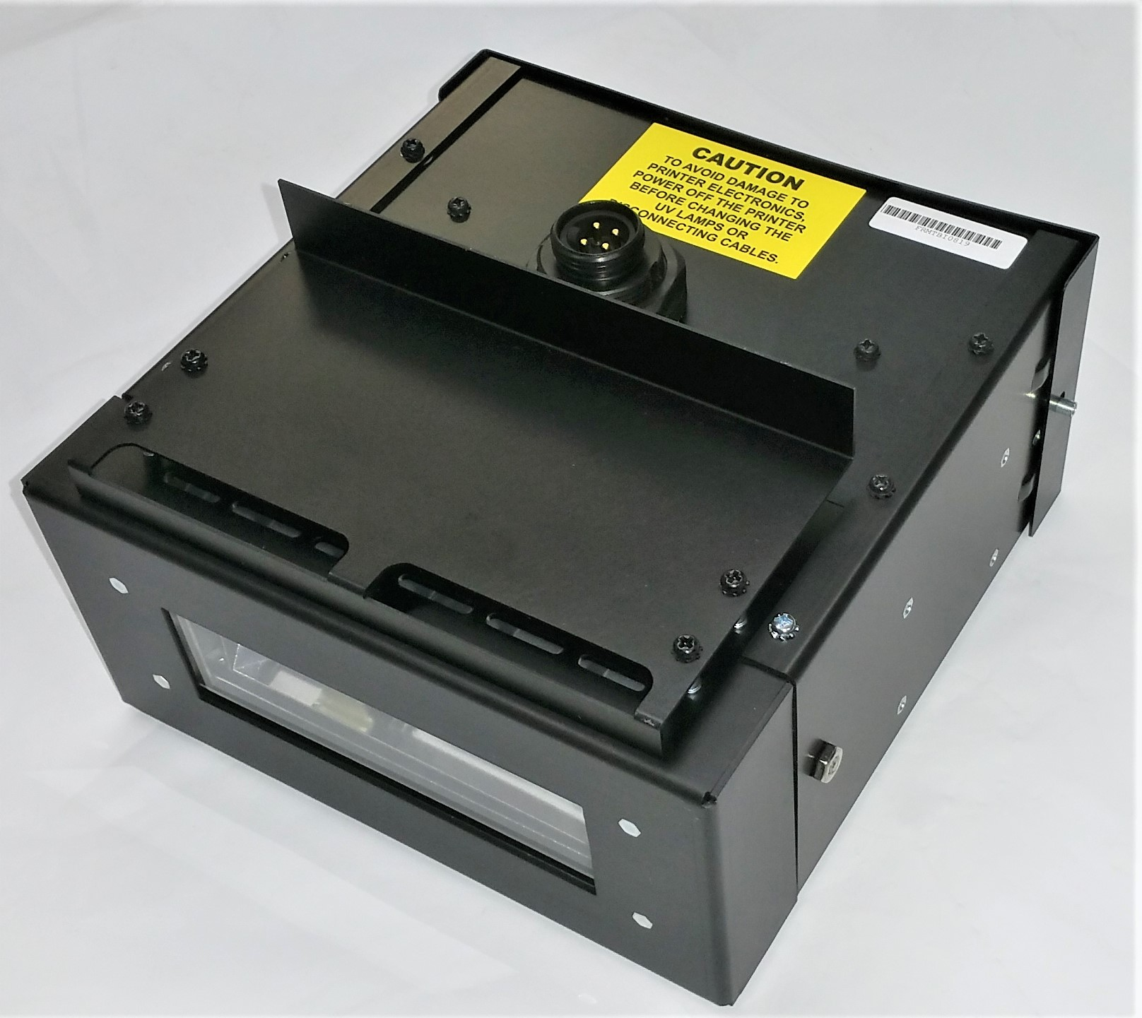 Service-side lamp housing - It does not include a bulb - For the Scitex FB500 printer