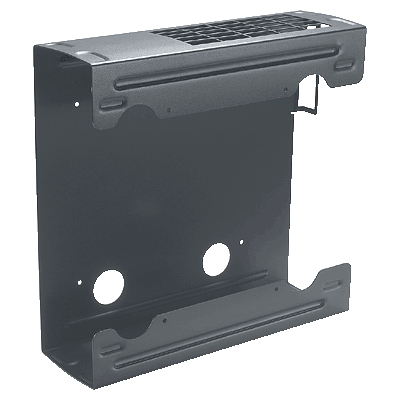 2013 SFF Wall Mount/Security Sleeve - System security mounting kit - wall mountable under-desk mountable