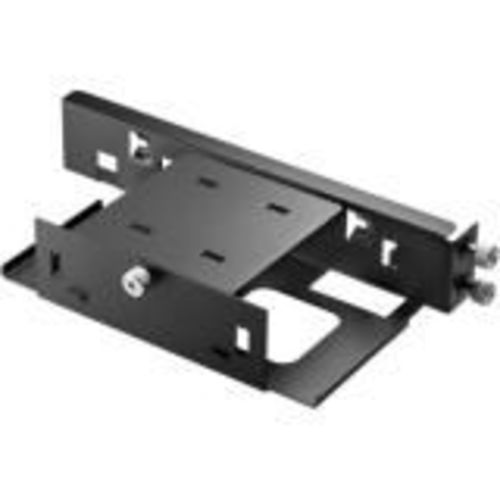 Aruba 2930F 8-port Power Supply Shelf - Mounts to the rear of the switch and provides a shelf for attaching the external power adapter