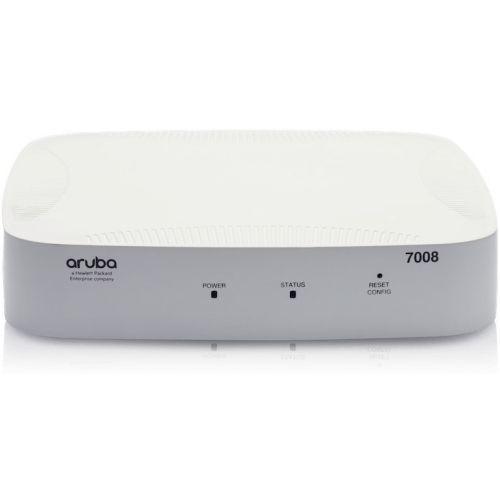 Aruba 7008 (US) 100W PoE+ - Network management device - 8 ports - GigE -