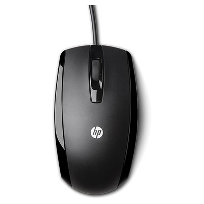 Mouse - optical - 3 buttons - wired - USB - for OMEN by HP 880 HP 20 ENVY ENVY Sleekbook Pavilion 15 23 27 500 550 59X dm4 g6