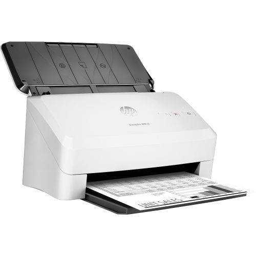 Scanjet Pro 3000 s3 - Document scanner - Duplex - 8.5 in x 122.05 in - 600 dpi x 600 dpi - up to 35 ppm (mono) - ADF (50 sheets) - up to 3500 scans per day - USB 3.0 USB 2.0