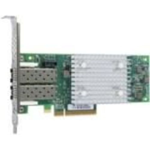StoreFabric SN1100Q Dual Port - Host bus adapter - PCIe - 16Gb Fibre Channel x 2 - Smart Buy