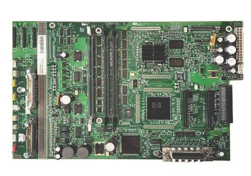 Main logic PC board - Includes IDS (ink delivery system) board cable