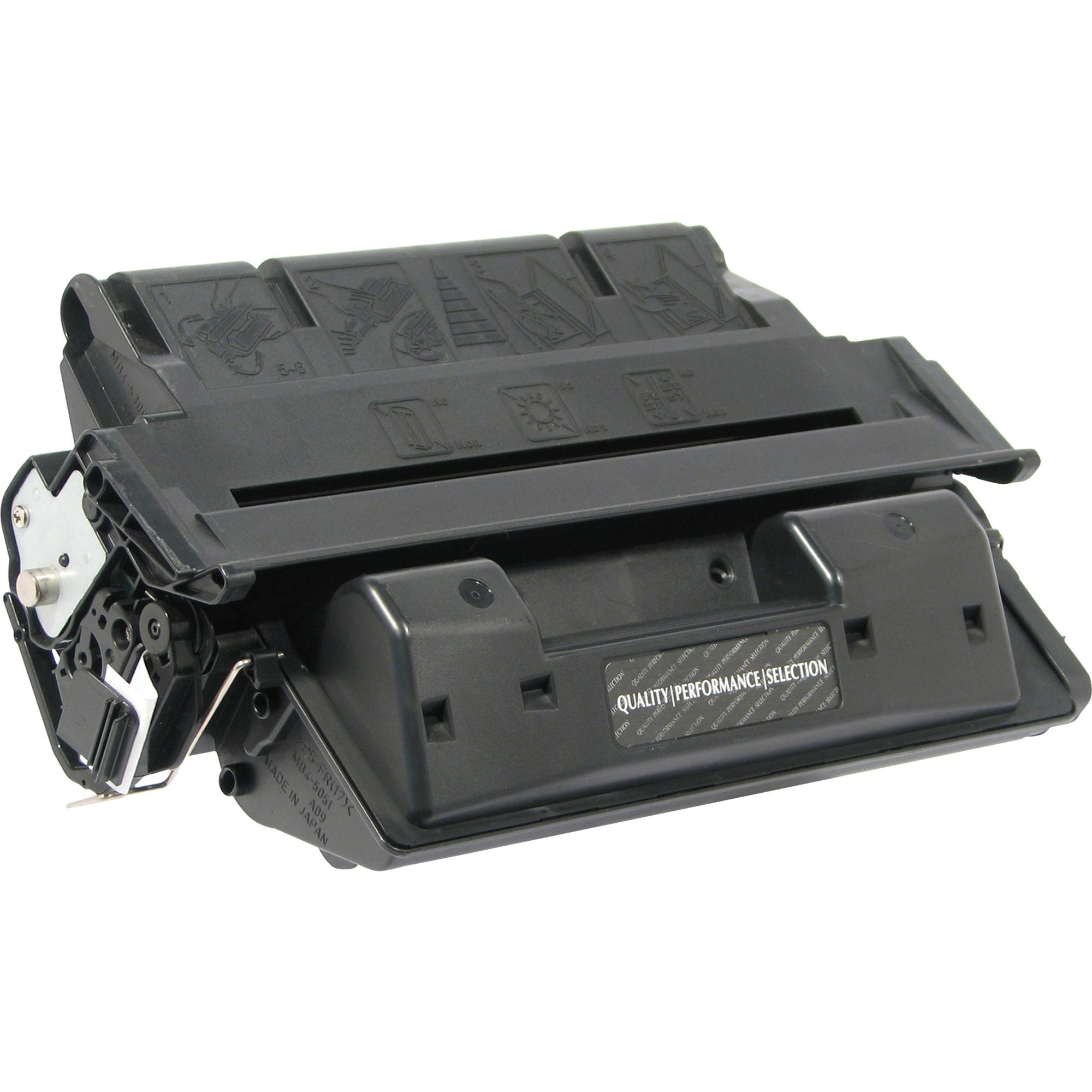 Black High Yield Toner Cartridge for HP LaserJet - Laser - High Yield - 10000 Page