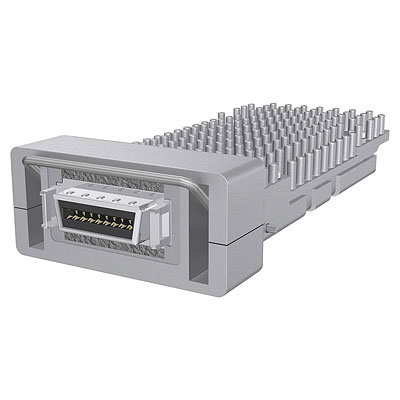 X2 transceiver module - 10 Gigabit Ethernet - 10GBase-CX4 - up to 984 ft - for HPE 2 5406 6400 Switch 2900-24 Switch 2900-48 Switch 5400zl 4p Switch yl 10-GbE 2P
