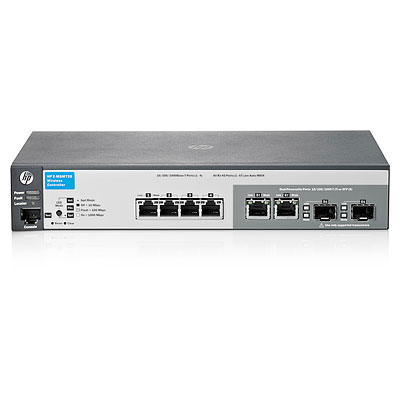 MSM720 Access Controller (WW) - Network management device - 6 ports - 10Mb LAN 100Mb LAN GigE