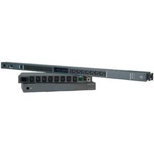 SecureLinx SLP - Power control unit - Ethernet 10/100 RS-232 - 8 output connector(s) - 1U