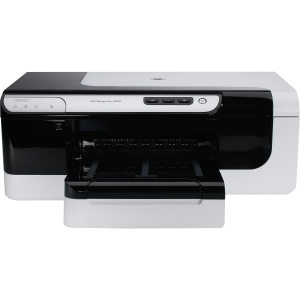 Officejet Pro 8000 Enterprise - Printer - color - Duplex - ink-jet - Legal - 600 dpi - up to 15 ppm (mono) / up to 14 ppm (color) - capacity: 250 sheets - USB LAN