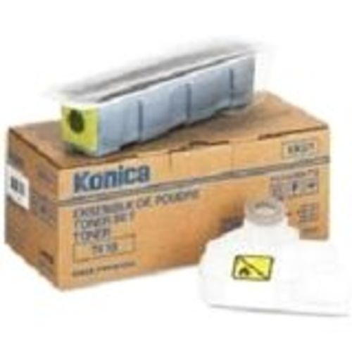 TONER CARTRIDGE - BLACK - 5000 PAGES - FOR KONICA 7410 7510