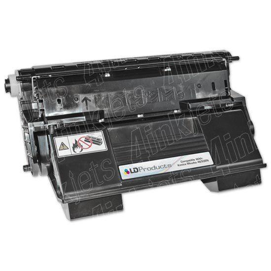 ( 120 V ) - High Capacity - black - original - toner cartridge - for pagepro 4650EN