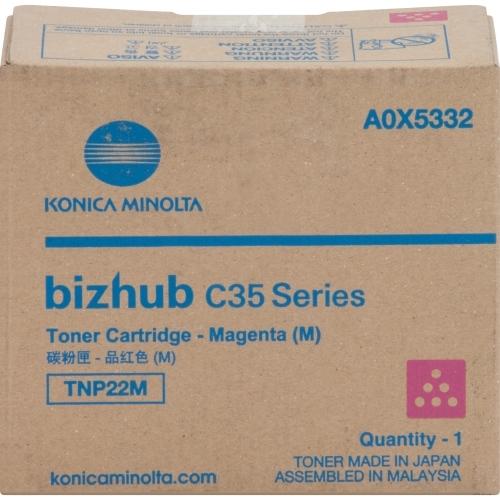 bizhub C35 C35P Magenta Toner Cartridge (4600 Yield)